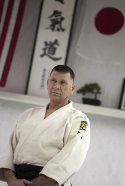 Photo Sensei Tom Huffman